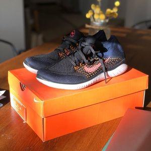 Size 10 Men's - Nike Free RN Flyknit 2017